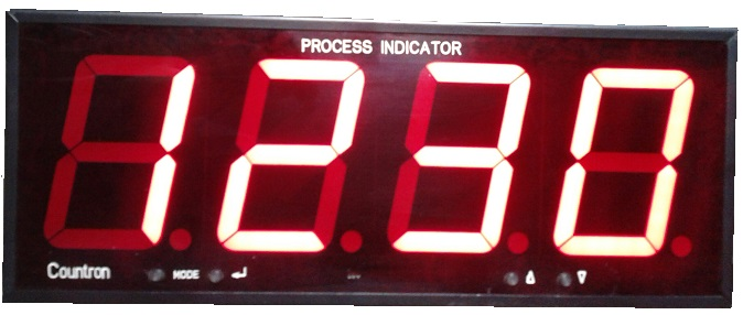 Process Indicator Univ 4in