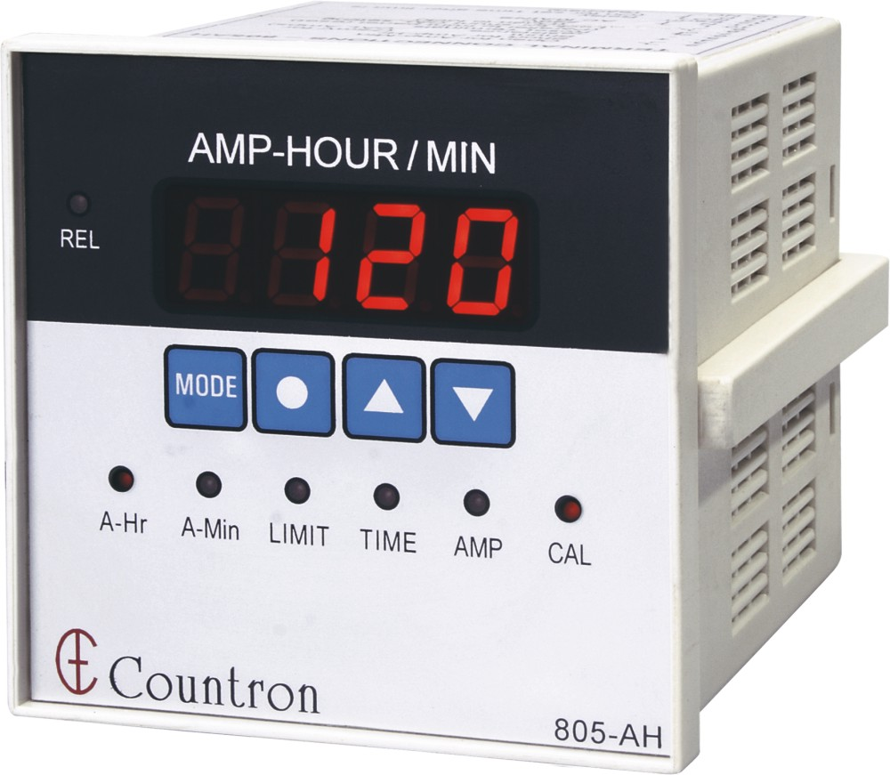 Amp Hour Meter : What is ampere hour and how to measure it for