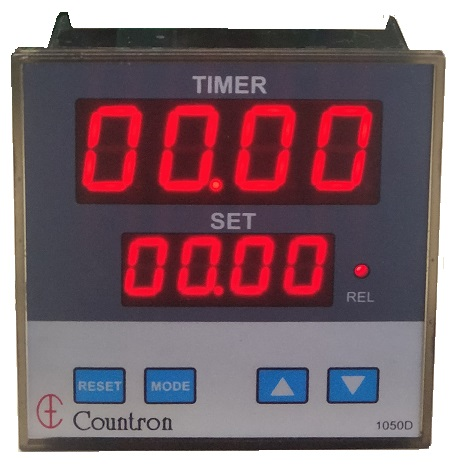 Timer DualDisplay Model 1050D